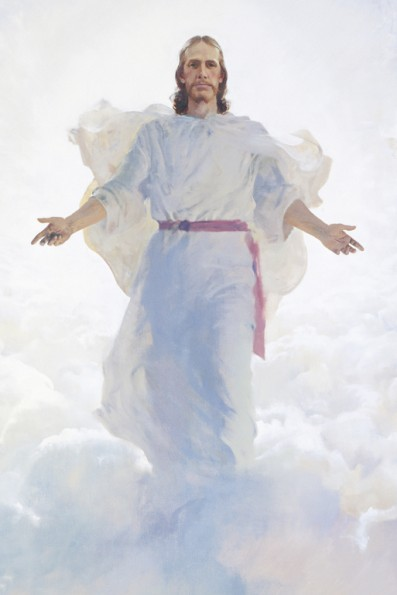 The Resurrected Jesus Christ, by Harry Anderson
