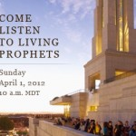 Come Listen to a Prophet's Voice