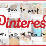 How to Keep Pinterest from Being a Time Suck