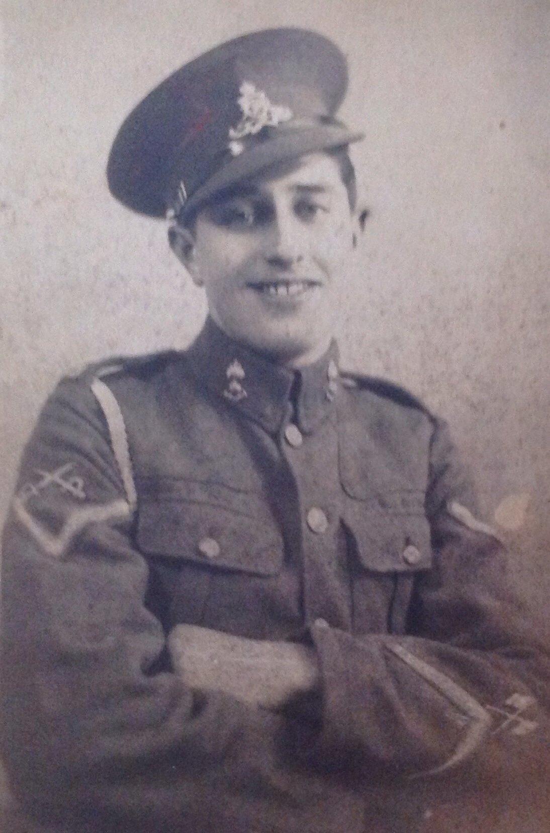 A Tribute to My Great Granddad – Thomas Lusitania Smith, 1918-2015