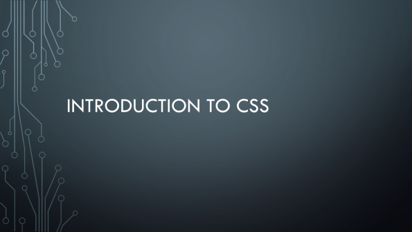 intro-to-css