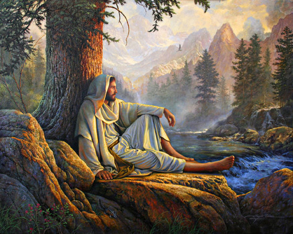 Awesome Wonder by Greg Olsen